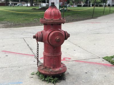 Eyes on Milwaukee: Bucks Arena Getting Custom-Painted Fire Hydrants
