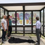 Eyes on Milwaukee: MCTS Adding Art to Bus Shelters