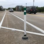 Friday Photos: Milwaukee's First Protected Bike Lanes