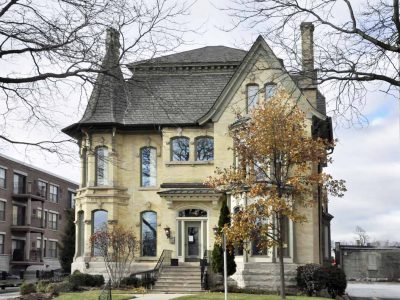 Back in the News: 1870s Office Building Now a Mansion