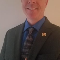 Brian Merkel. Photo from the candidate.