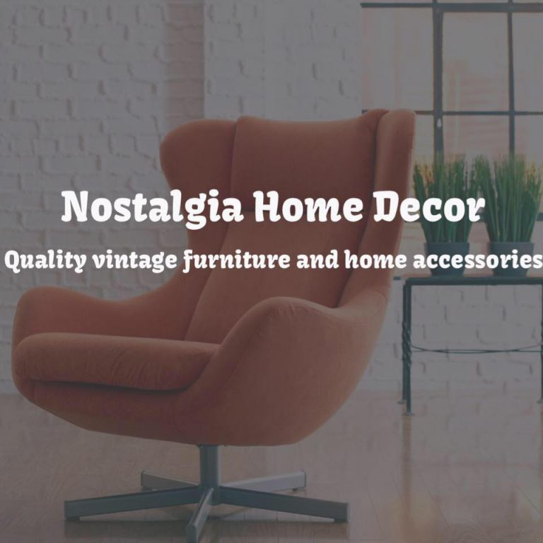 Nostalgia Home Decor