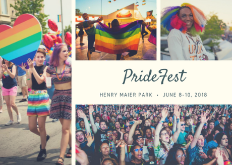 Welcome Home! MCTS PrideFest Shuttle June 8-10