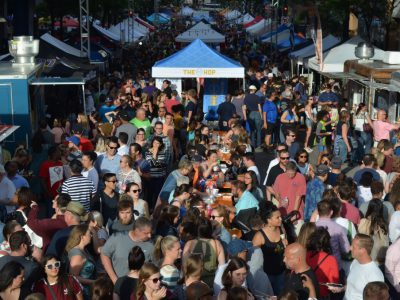 NEWaukee's Night Market to Return for Sixth Year on Wisconsin Avenue