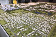 Design for Foxconn's campus. Photo from the WEDC.