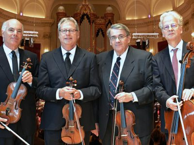 Classical: Fine Arts Quartet Returns