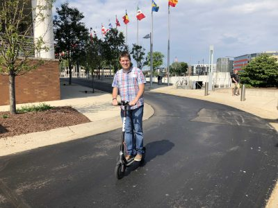 Eyes on Milwaukee: Dockless Scooters Are Illegal
