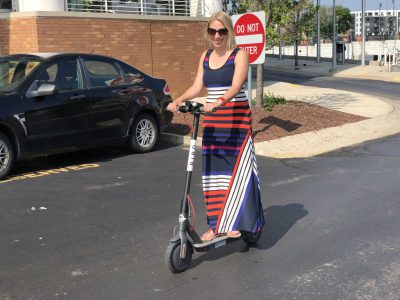 Eyes on Milwaukee: Dockless Scooters Debut Here