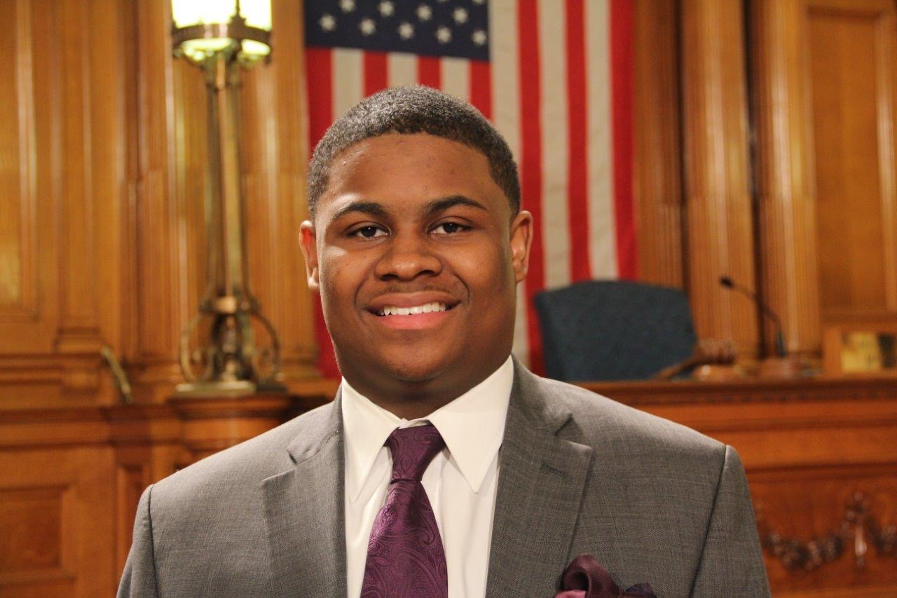 Kalan R. Haywood II Sworn in as the Youngest Elected Official in Wisconsin During Inauguration Ceremony Held at the Wisconsin State Capitol