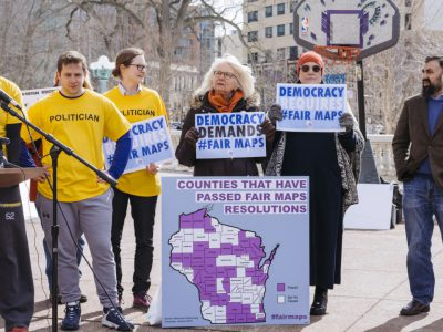 U.S. Supreme Court Nears Decision on Wisconsin Redistricting Case
