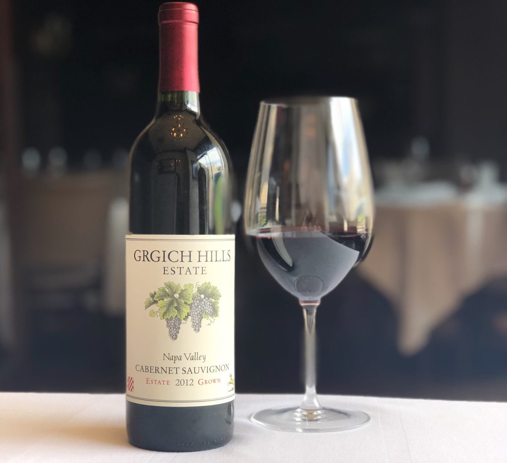 Milwaukee ChopHouse Wine Dinner Featuring Grgich Hills Estate