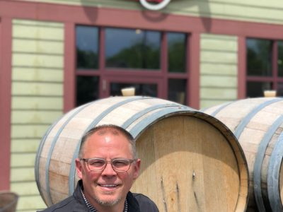 Independent Business Association of Wisconsin (IBAW) presents Rob Lewis of Lewis Station Winery