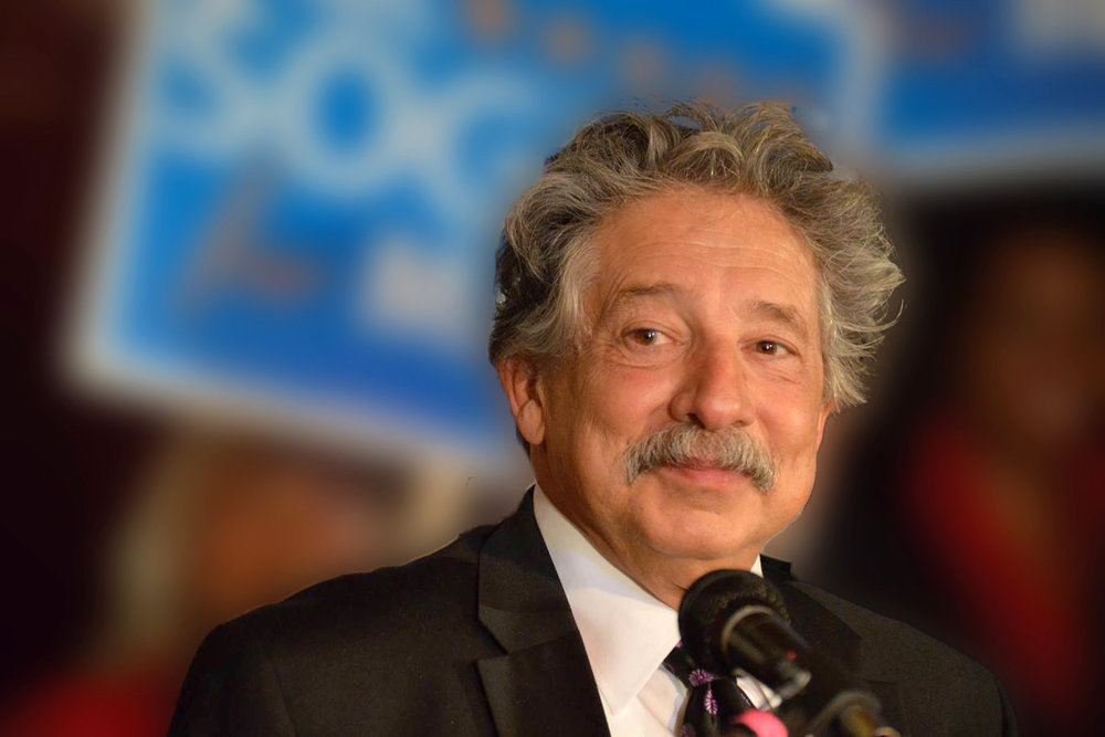 Paul Soglin. Photo from Soglin for Governor.