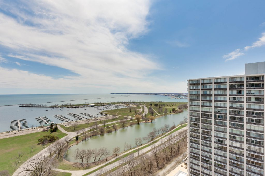 Landmark on the Lake View. Photo by Corley Real Estate.