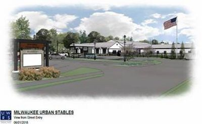 City Moves Forward With Land Sale for Milwaukee Urban Stables