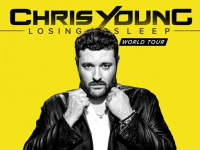 Country Singer Chris Young to Perform at Wisconsin Entertainment and Sports Center in O