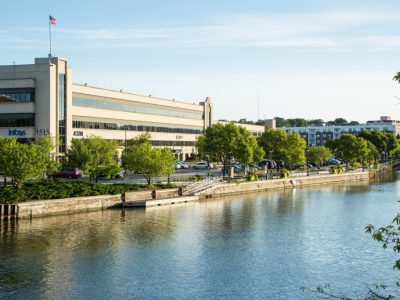 New Lease Brings Schlitz Park's 800,000 Square Feet of Office Space to 100 Percent Occupancy