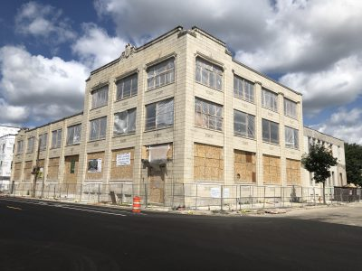 Friday Photos: Legacy Lofts Rises in Lindsay Heights