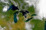 Great Lakes. Photo from the NOAA Great Lakes Environmental Research Laboratory (CC-BY-SA).