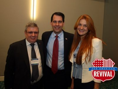 Back in the News: Walker and the Russian Connection