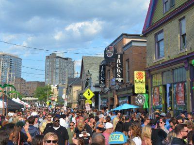 Photo Gallery: Crowds Pack Brady Street Festival