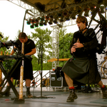 Powerhouse Celtic Tribal Trio, BROTHER, Returns to River Rhythms