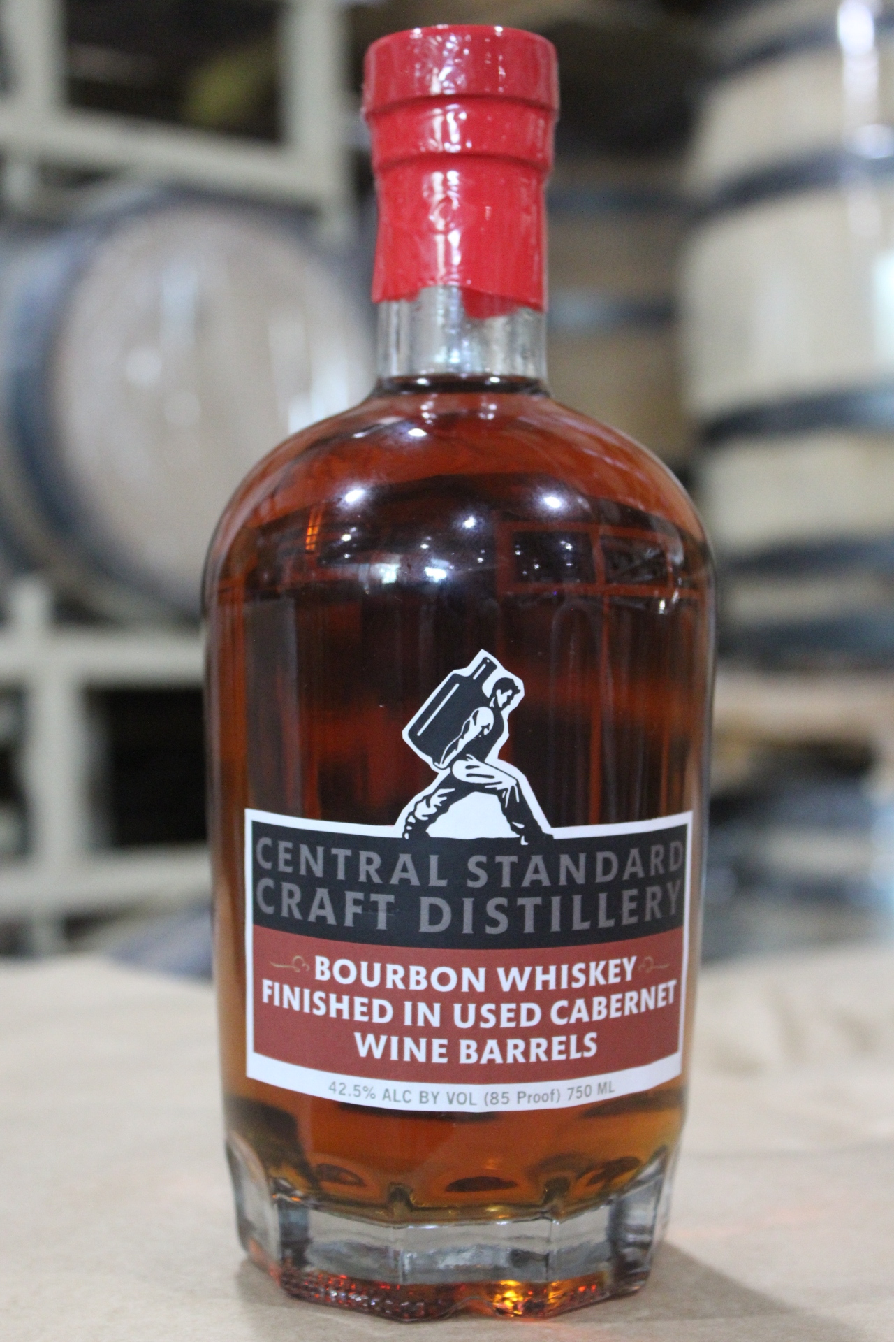 Central Standard Craft Distillery to Unveil First-ever Anniversary Release and New Bottle Design at Party July 20 in Walker's Point