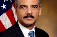 Eric Holder. Photo is in the Public Domain.