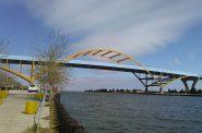 Hoan Bridge. Photo by Wantonlife (CC BY-SA 4.0)