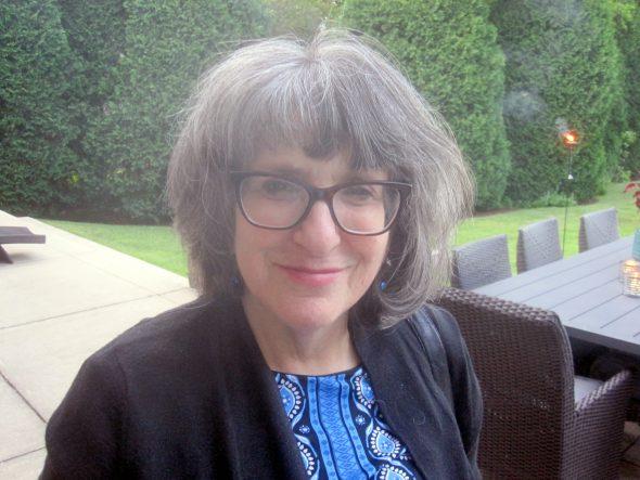 Rachel Forman. Photo by Michael Horne.