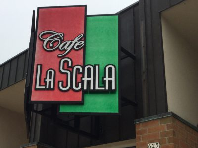 Dining: La Scala Is Authentic But Uneven