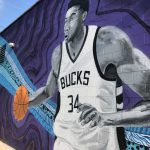 Eyes on Milwaukee: New Giannis Mural on South Side