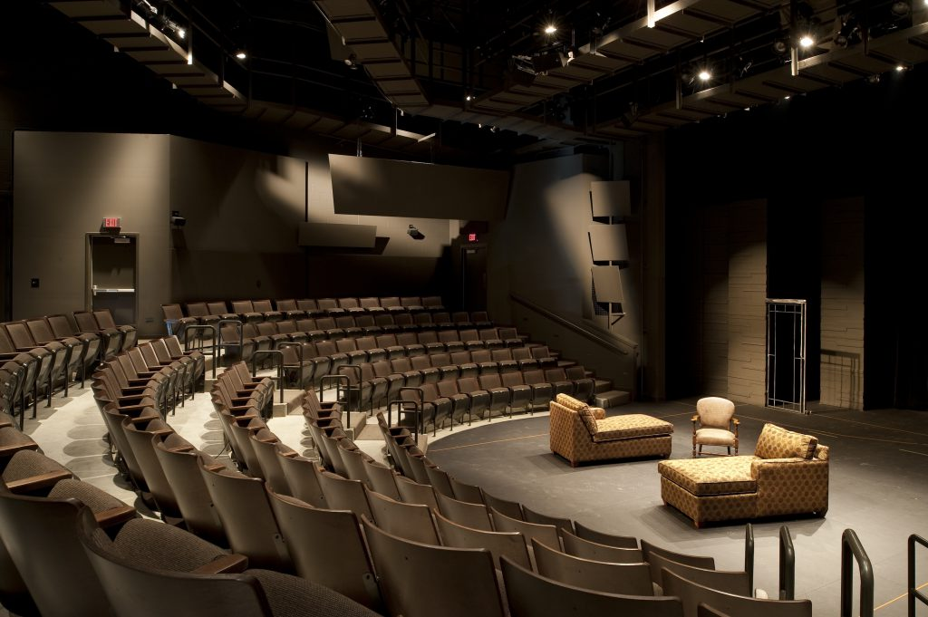The Touchstone Theatre. Photo by Zane Williams.
