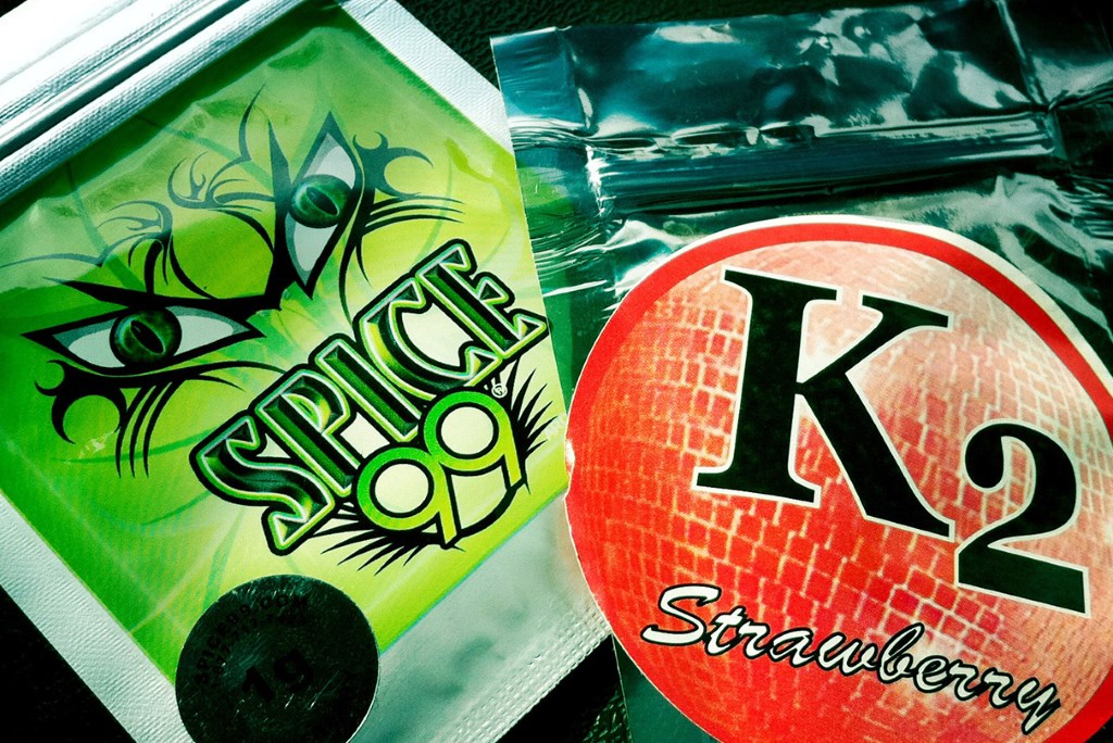 Synthetic cannabinoids have been responsible for two recent deaths in the Milwaukee area. Photo courtesy of DEA.