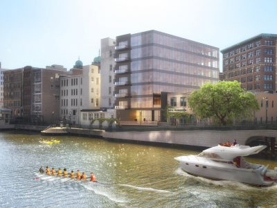 Eyes on Milwaukee: City's First Mass Timber Building Planned