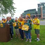 Sen. Baldwin Demands Packers Coverage