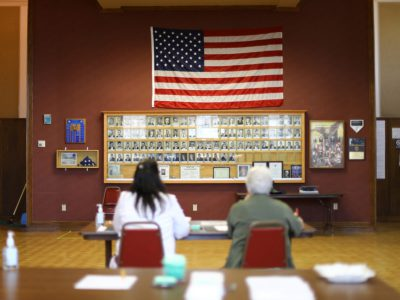 State's Voting Systems Are Vulnerable