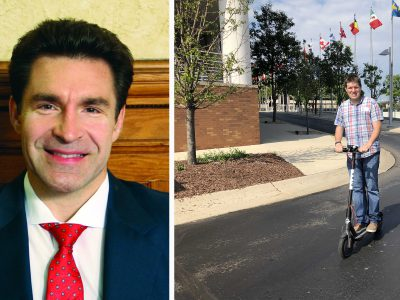 City Hall: Zielinski Backs Scooter Operator Bird