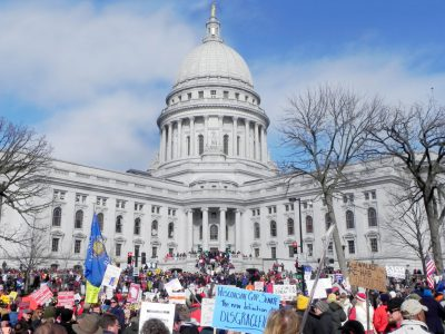 Wisconsin Residents See Democracy in Decline