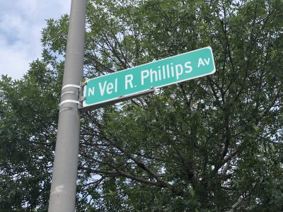 Eyes on Milwaukee: 4th Street Rededicated Vel R. Phillips Ave.