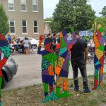 Building Bridges Art Project Unveiled