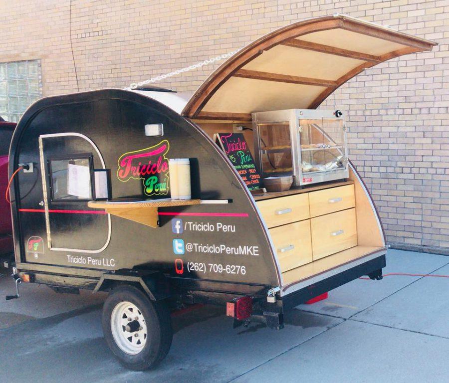 Press Milwaukee Food Truck