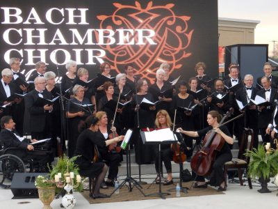 Bach Chamber Choir Auditions