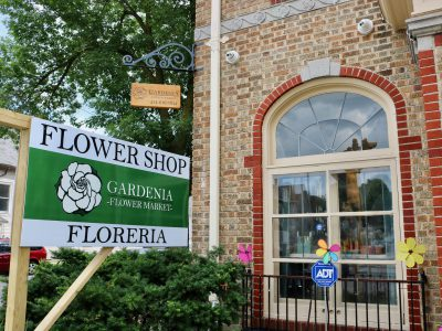 New Flower Shop All About Family