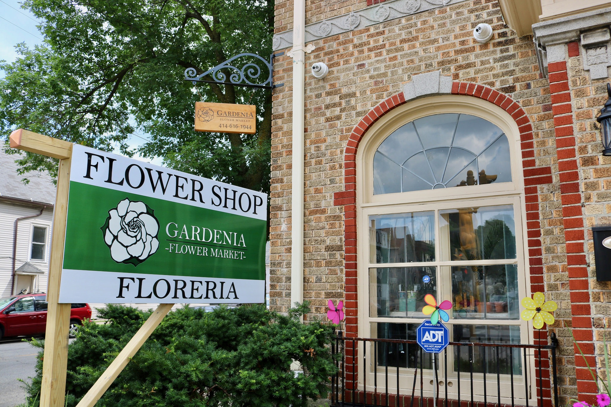 New Flower Shop All About Family Urban Milwaukee