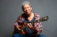 Elvin Bishop. Photo by Pat Johnson.