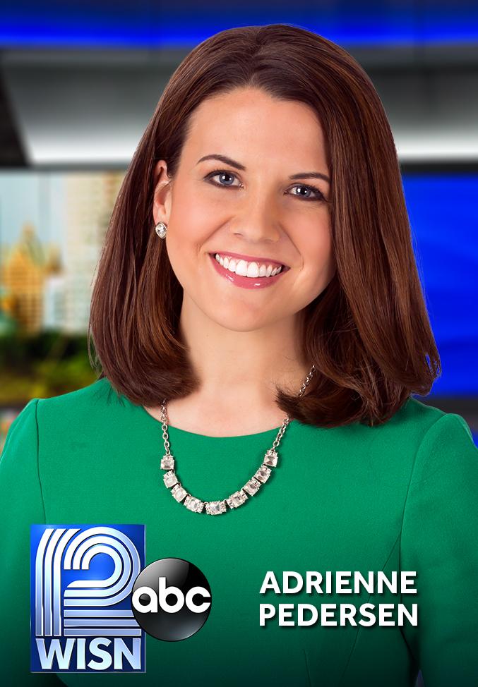 Adrienne Pedersen. Photo courtesy of WISN 12.