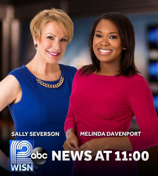 Sally Severson and Melinda Davenport.