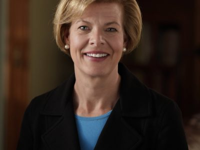 U.S. Senator Tammy Baldwin Helps Introduce Legislation to Ensure Child Care for All