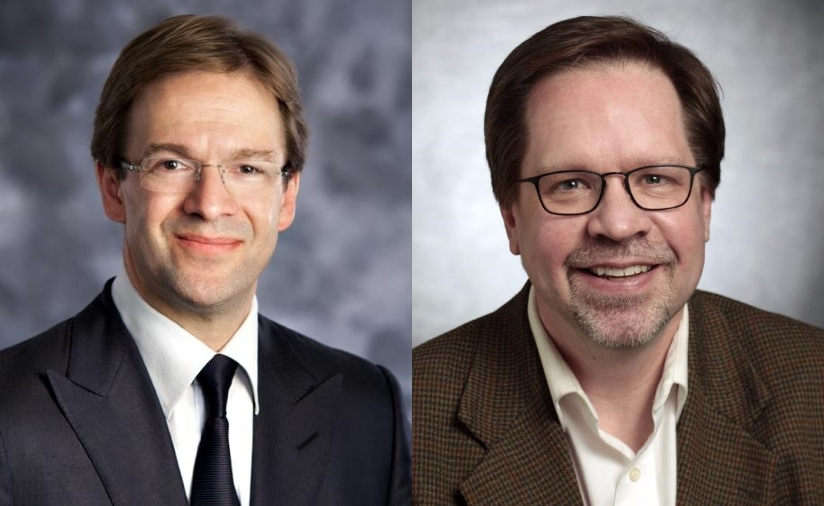 Chris Abele and Dan Bice.